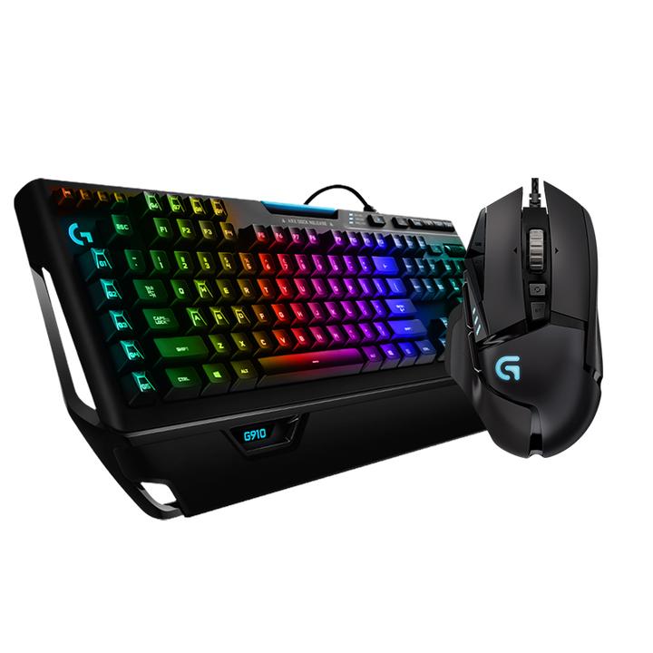 Logitech 羅技 G910 RGB機械鍵盤 Romer-G軸 1100元包郵