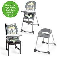 $48.79 Ingenuity 三合一豪華兒童高腳餐椅