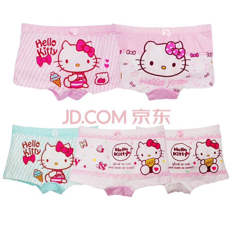 Hello Kitty 凱蒂貓 兒童內褲5條裝18元